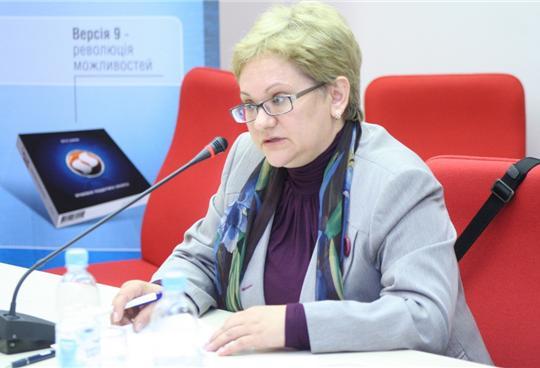 Лариса Магдюк