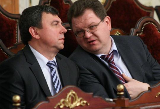 Борис Гулько, Богдан Львов